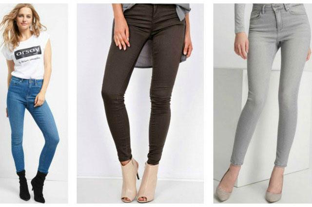 Jak dobrać jeansy