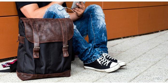 Nietuzinkowe torby męskie