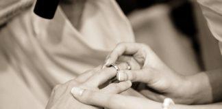 Złote, srebrne i tytanowe obrączki ślubne