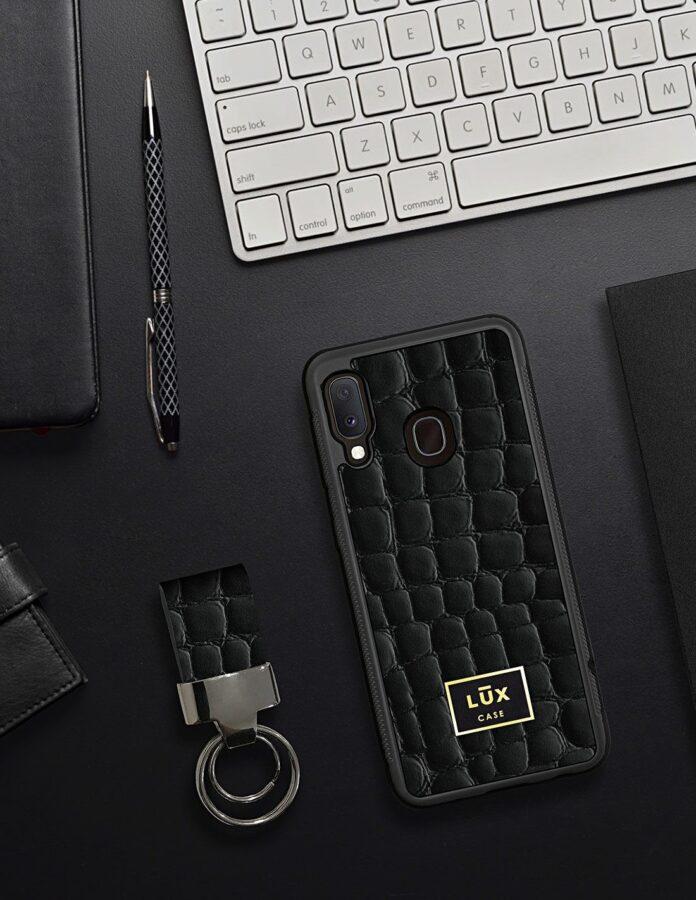 etui skórzane Samsung Galaxy A20e