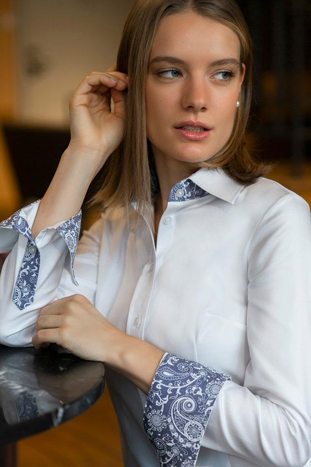 koszule damskie bawełniane