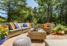 Myślisz o obiciu mebli ogrodowych